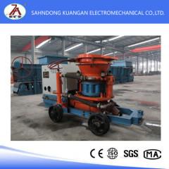 PZ series Electric Motor Dry Shotcrete Machine/Gunite Machine