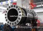 Cylinder Cap Carbon Steel Forgings Rough Machining , 20MnMoNb Alloy Steel Tube Sheet Plate