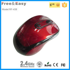 RF-438 high resolution mouse wireless