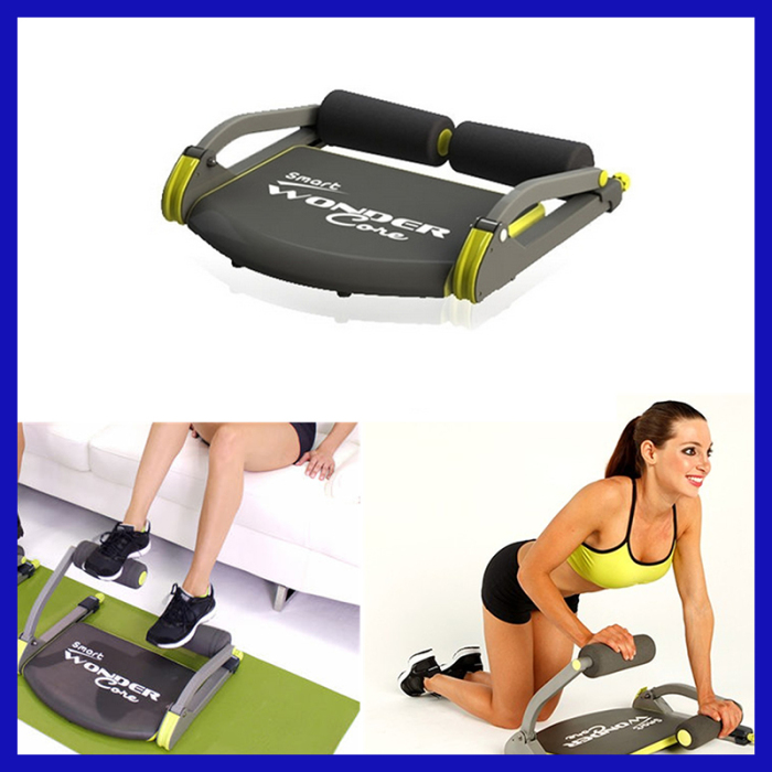 Smart wonder core trainer as seen on tv fitness equipment mini exercise gym machin tvf 3795