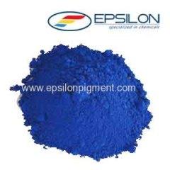Fluorescent Pigment Fluorescent Blue for low temperature plastics