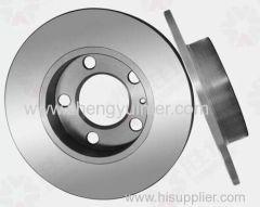 Ductile iron Toyota Brake Rotor Disc