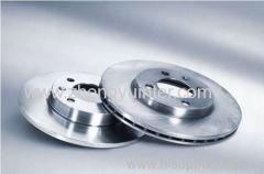 DUCTILE IRON AUTO BRAKE SYSTEMS BRAKE Casting Parts ROTOR