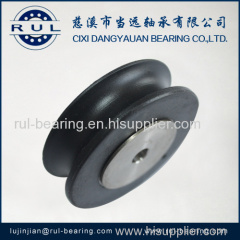 Speical bearing roller wheel