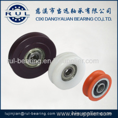 Speical bearings roller wheel