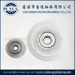 Speical bearing roller wheels