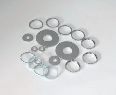 Neodymium Ring Magnets 1/2 x 1/8 x 1/8 inch N48