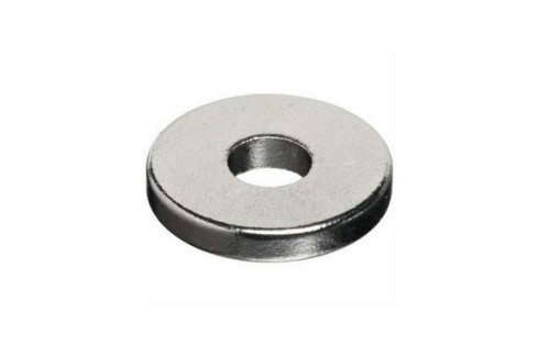 Radial Magnetization Ring Magnet 1/2 x 1/8 x 1/8 inch N48