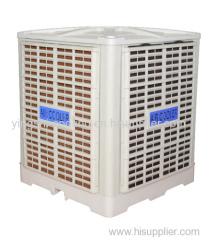 gran potencia y un gran volumen de aire 40000m ^ 3 / h refrigerador de aire axial