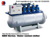 BUSCH water cooled screw chiller for cooling Wine red wine production