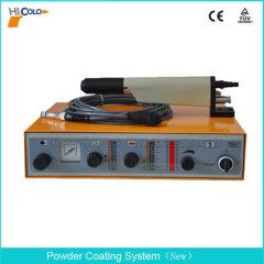 fluidized bed powder coating equipment