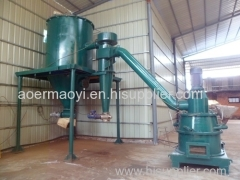 High quality and low energy consumption themal power crushing machine