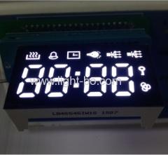 white oven 7 segment;white oven timer;white digital timer