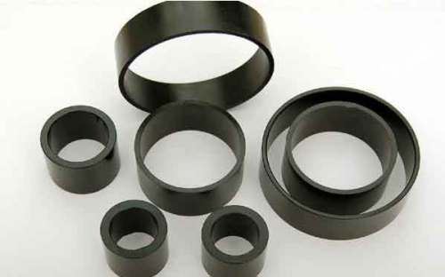 Bonded ndfeb ring industrial magnets