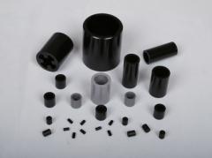 Black epoxy coating permanent neodym magnets