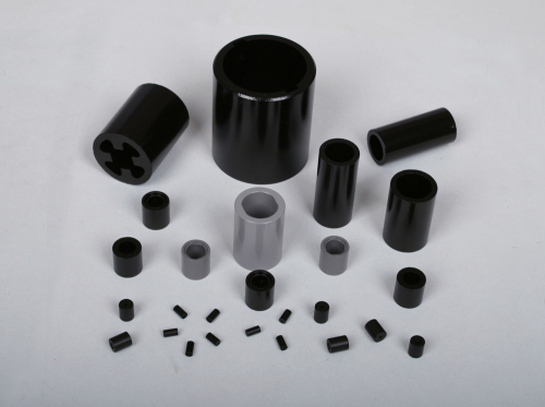 Black epoxy coating permanent neodym magnets