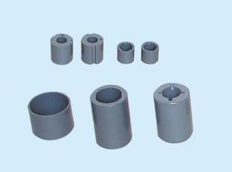 Bonded neodymium dc motor rotor magnet