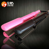 Newest design with Styling tools titanium technology ionic hair straightener flat iron