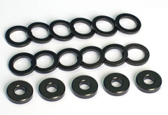 Competitive price motor ring long thin magnets
