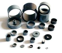 Grey epoxy coated neodymium rare earth permanent magnet