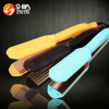Professional and automatic Hair Curler Titanium Flat Iron and teeth Hair Straightener Styling Tools