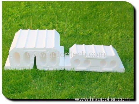 eps roof shape moulding machine eps insulation roof panel machine