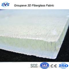 Changzhou Fiber 3D Glass Mesh Sandwich E Fiberglass Cloth