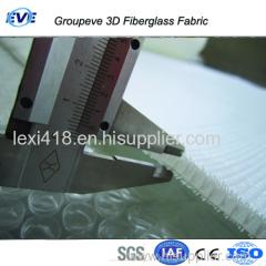 3D Honeycomb Mesh Fibergass Textile Fiber Fabric