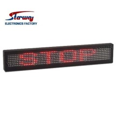 LED Message Screen LED Display Lightbar for Vehicle