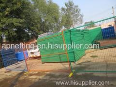 Best selling!! china suppliers anti-climb security welded mobile panel fencing