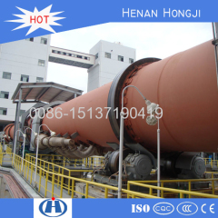 Paper Mill Lime Mud calcination machine used for CaO Recycle