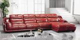 Home Furniture Australian Corner Leather Sofa