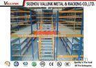Large Load Capacity Mezzanine Shelf Racking System With Powder Coated Or Galvanized