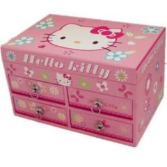 Fashion jewelry box for girls