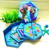 46 pieces stationery art set for kids