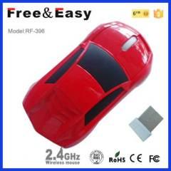 car shape wireles mouse factory