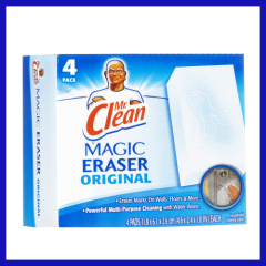 Magic Sponge Eraser Melamine Cleaner white Multi-functional Cleaning