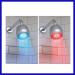Brass LED Rainfall shower head LED SHOWER