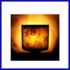photo frame night light