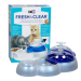 Customized injection cat plastic drinking Catit Fresh & Clear Drinking