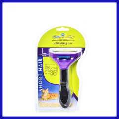 Shedding Tool for Cats