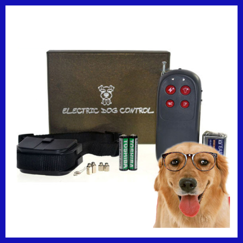 Bark Terminator Electronic Anti-bark Dog Training Shock Collar