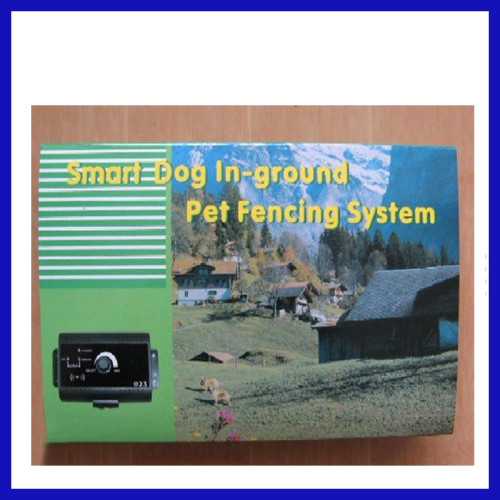 Smart in-ground Electronic dog fenceing system