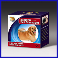 Electric Pet Massager Vibrating pet massager