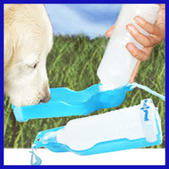 handi drink portable pet bowls