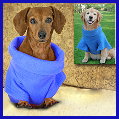 Snu ggie For Dogs The Blanket Coat with Sle eves Counter Display Box