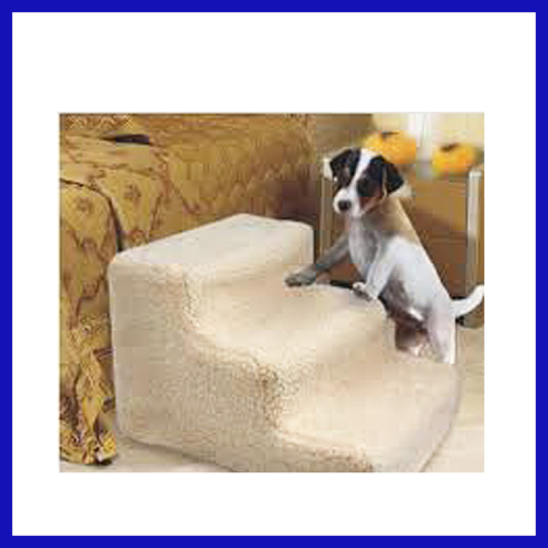 Foldable Easy Transport Wooden Doggy Step