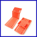 car traction tracks snow mat for vehicle tyre grip tracks