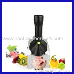 fruit ice cream machine
