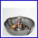 Eco-friendly Stainless Steel Chicken Roaster cookware